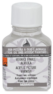 Acrylic Picture Varnish, 75 ml