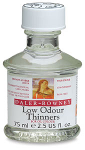 Low Odor Thinner