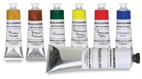 Williamsburg Handmade Oil Paint Sets