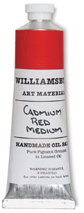 37 ml Tube, Cadmium Red Medium