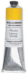 150 ml Tube, Lemon Ochre