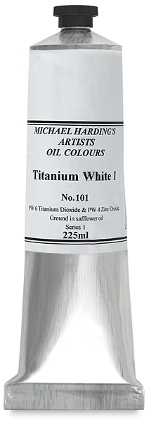 Titanium White, 225 ml Tube
