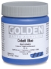 4 oz Jar, Cobalt Blue