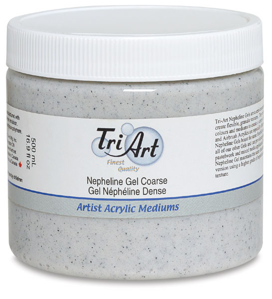 Nepheline Gel, Coarse, 500 ml