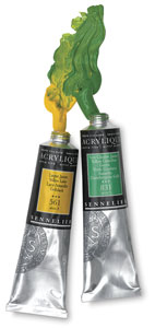 Sennelier Extra-Fine Acrylique Paints