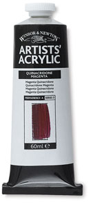 Artists' Acrylic, 60 ml tube