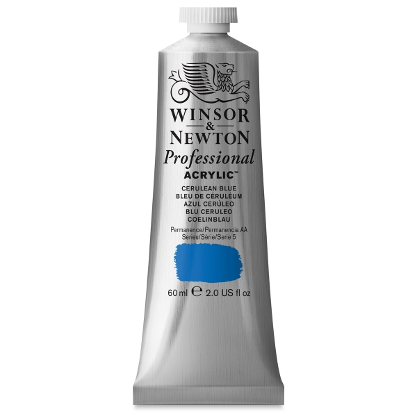 Winsor & Newton Professional Acrylics, 60 ml Tube