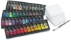 Gift Set of 48 Colors with Canvas and Brush