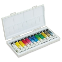 Sennelier La Petite Aquarelle Travel Box Watercolor Set
