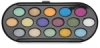 Niji Pearlescent Watercolor Pan Sets