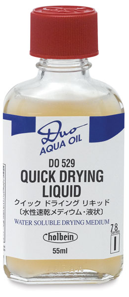 Quick Drying Liquid, 55 ml