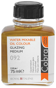 Glazing Medium, 75 ml Bottle
