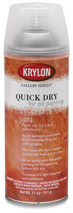 Quick Dry for Oil Paintings