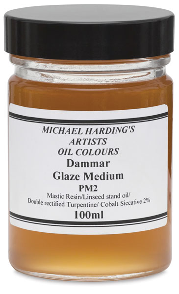 Dammar Glaze Medium