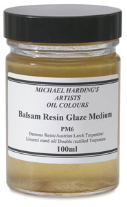 Balsam Resin Glaze Medium