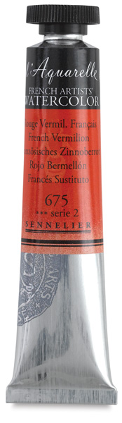 French Vermilion, 21 ml