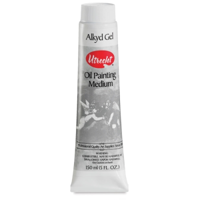 Alkyd Gel, 150 ml