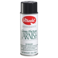 Gloss Picture Varnish Spray, 11 oz