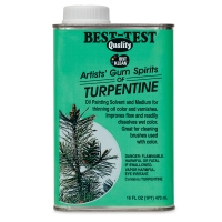 Best-Test Pure Gum Turpentine