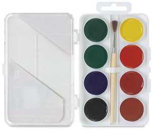 Standard Colors, Set of 8