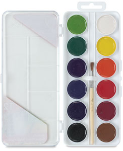 Standard Colors, Set of 12