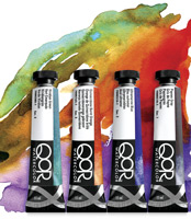 QoR Modern Watercolors