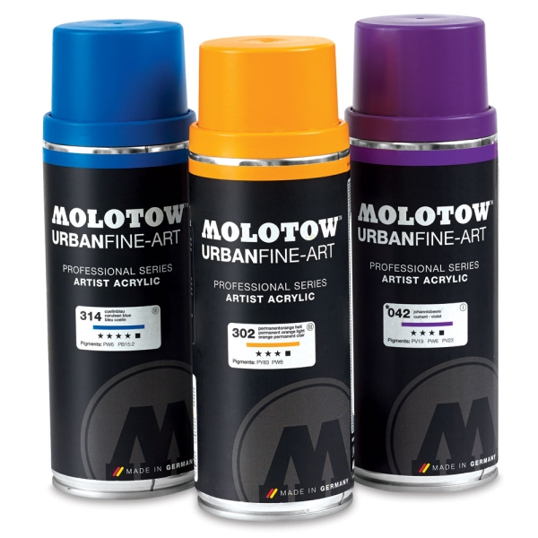 Molotow Spray Paint Review