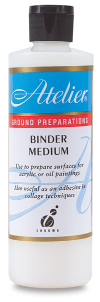 Binder Medium, 250 ml