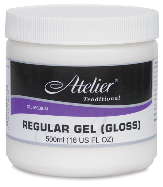 Regular Gel, Gloss