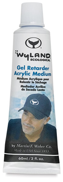 Acrylic Retarder Gel, 60 ml