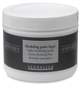 Light Modeling Paste, 500 ml