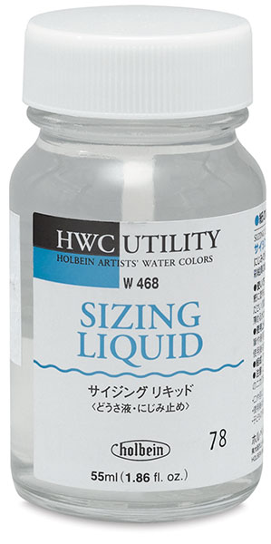 Sizing Liquid