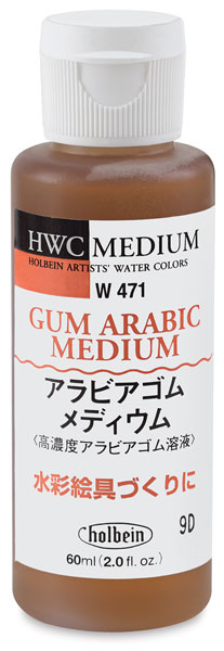 Gum Arabic Medium, 60 ml