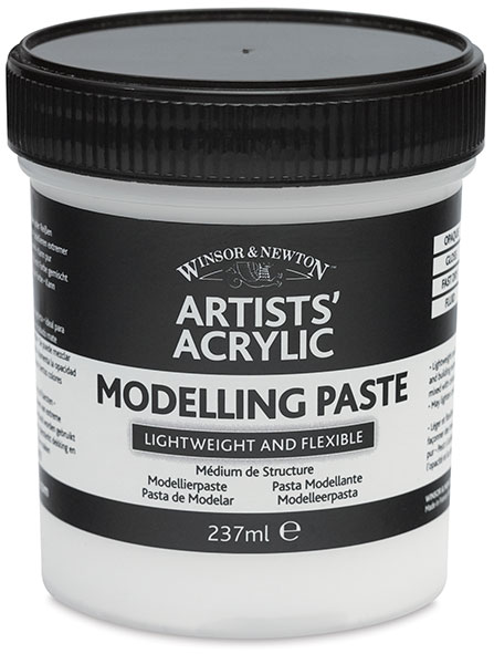 Modelling Paste, 237 ml Jar