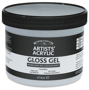 Gloss Gel, 474 ml Jar