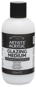 Glazing Medium, 125 ml Bottle