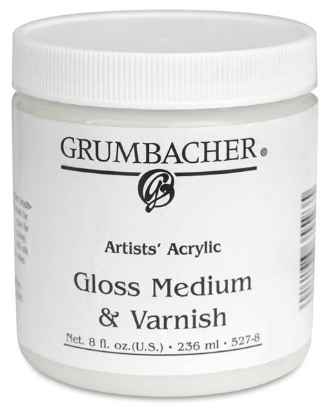 Gloss Medium & Varnish