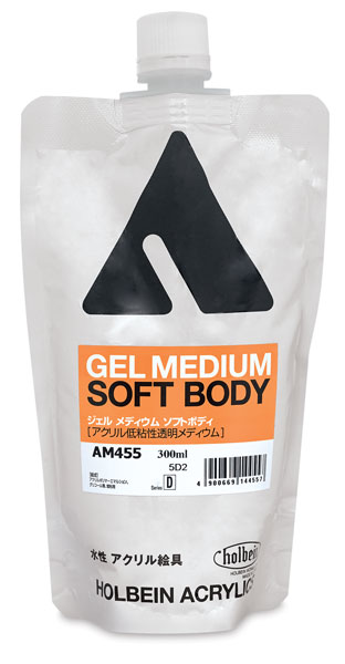 Soft Body Gel Medium