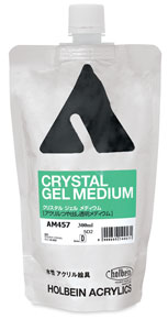 Crystal Gel Medium