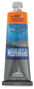 Mediterranean Oils, Trinacria Orange