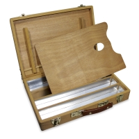 Utrecht Wooden Oil Paint Box