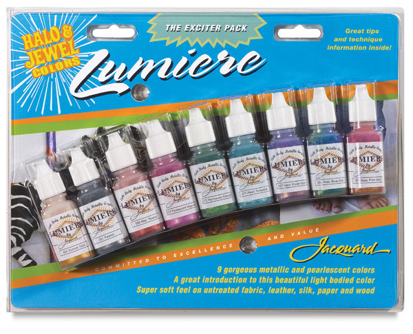 Exciter Pack, Lumiere