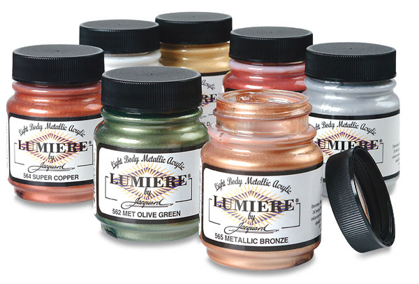 Lumiere Colors, 2.5 oz Jar