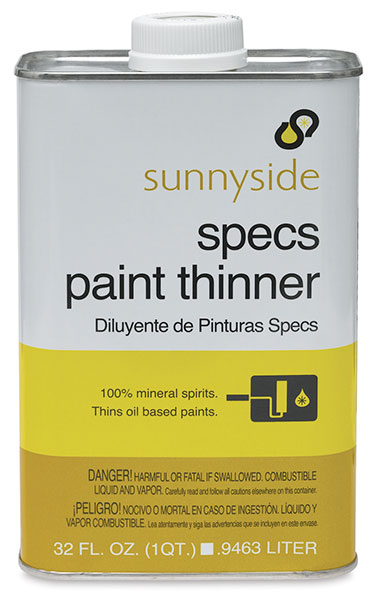 Specs Paint Thinner