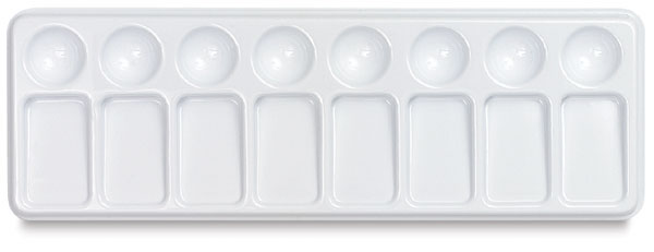 Richeson 8-Well Slant Mixing Tray