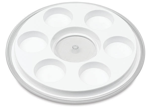 Box with 6-Well Plastic Insert