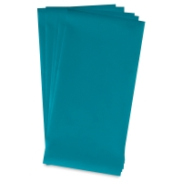 Teal, Package of 5 Sheets