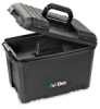 Sidekick Storage Bin, Extra Large Black
