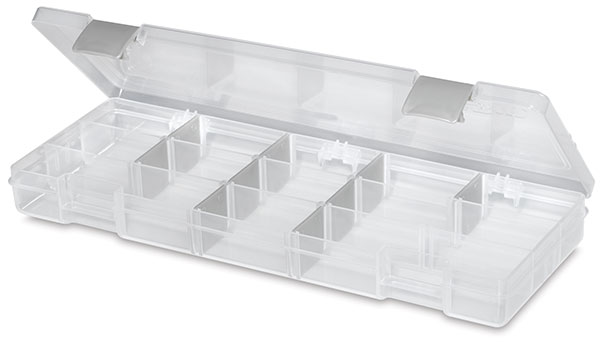 ArtBin Tarnish Inhibitor Box, Four Compartment