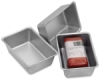 Large Rectangular Cups, Pkg of 3